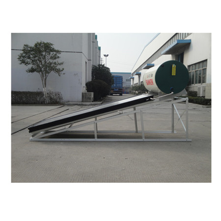 Rooftop Solar Water Heater Industrial Panel Solar Water Heater