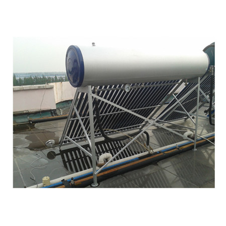 Heat Pipe Vacuum Tube Pressurized Solar Water Heater Factory