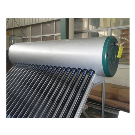 Residential Rooftop Low Pressure Solar Water Heater