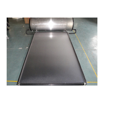 300L Flat Plate Solar Water Heater with Flat Panel Collector