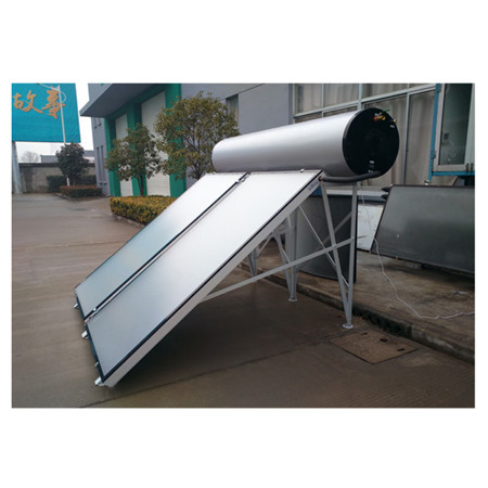 2m2 Pressurized Flat Plate Panel Solar Collector for 3-5 People