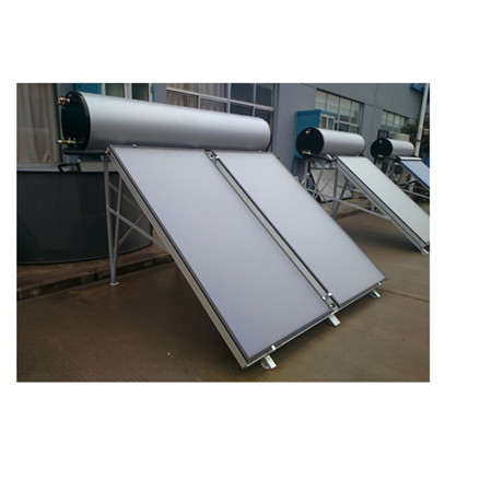 High Pressure Solar Geyser Come with Heat Pipe Solar Collector