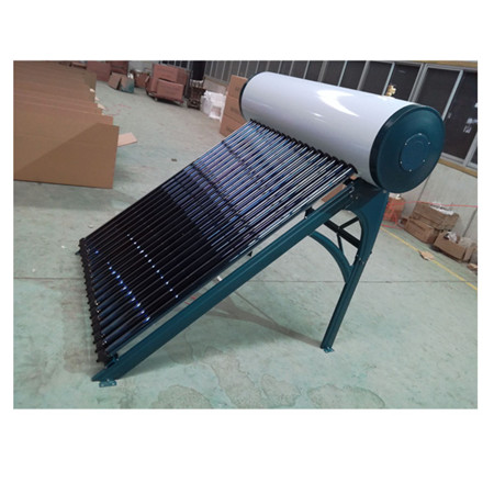 Rooftop Solar Water Heater Frame, Stainless Steel Solar Water Heater