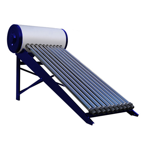 Solar Power Evacuated Tube Hot Water Heater System