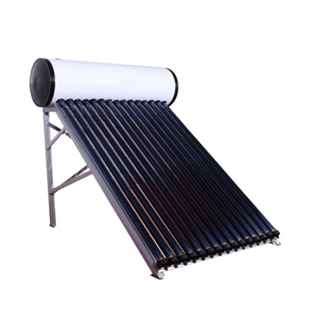 Integrative Non-Pressurized Solar Hot Water Heater System Cg 20
