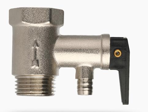 one way release valve